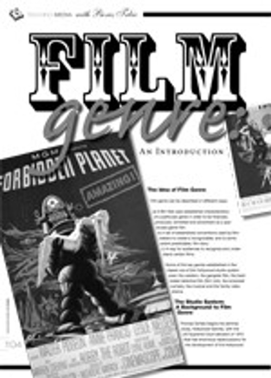 Film Genre: An Introduction