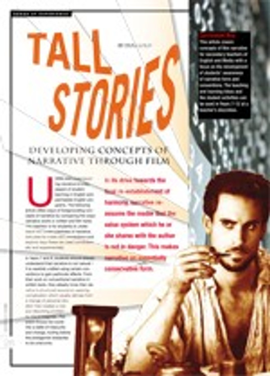 Tall Stories: Developing Concepts of Narrative through Film