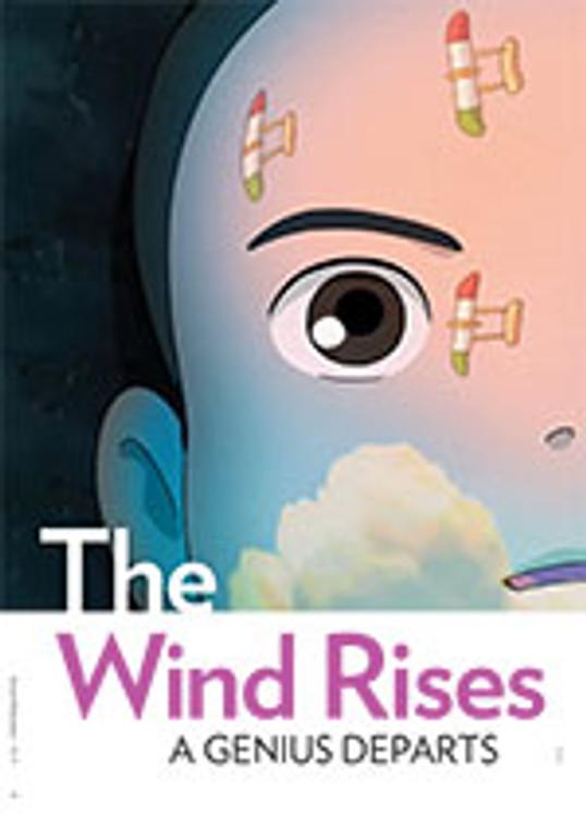 <em>The Wind Rises</em>, a Genius Departs