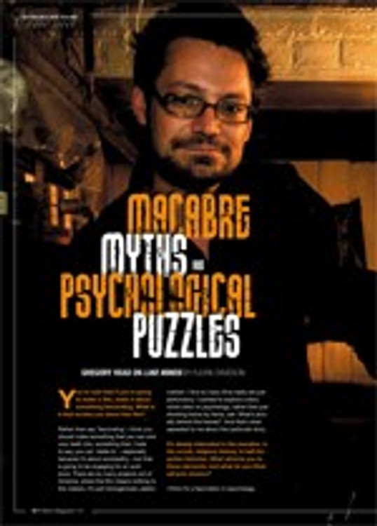 Macabre Myths and Psychological Puzzles: Gregory Read on <i>Like Minds</i>