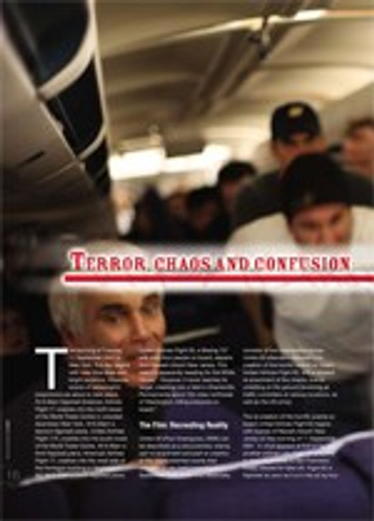 Terror, Chaos and Confusion: Depicting the Real in <i>United 93</i>