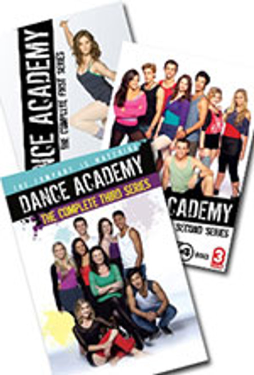Dance Academy - Complete Collection