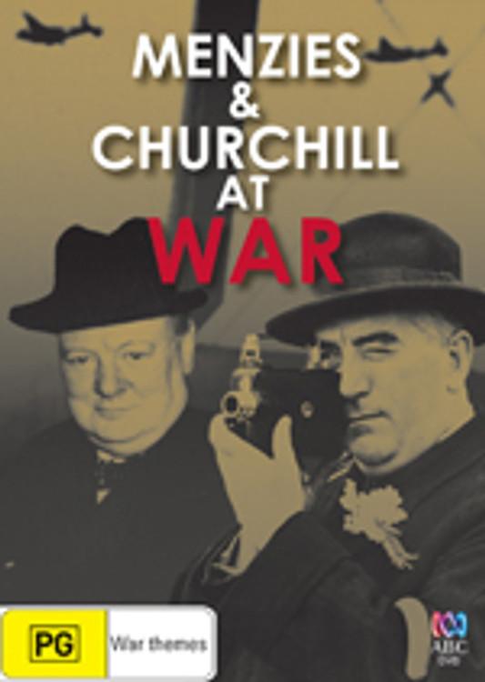 Menzies & Churchill at War