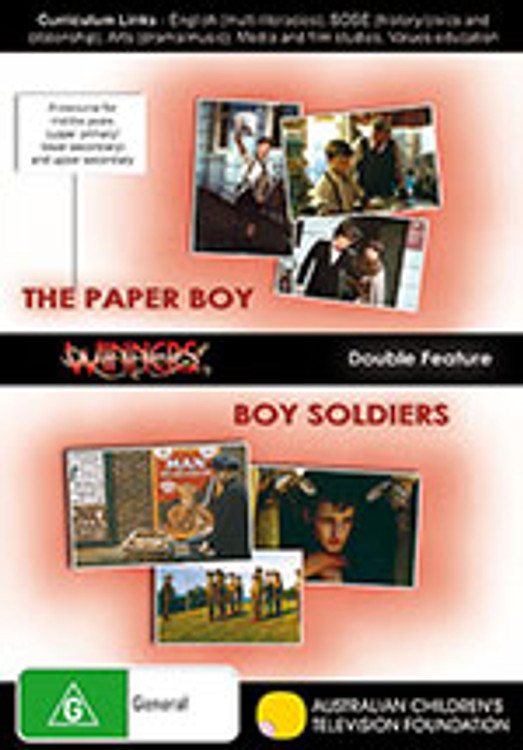 Winners and More Winners - 'The Paper Boy' and 'Boy Soldiers'