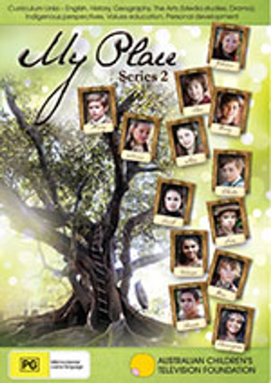 My Place - Series 2 DVD