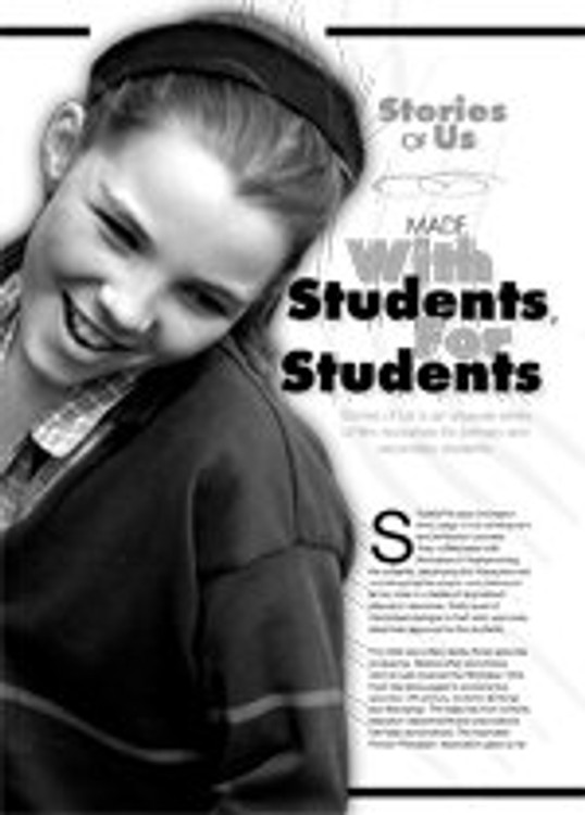 Stories of Us: Made With Students for Students