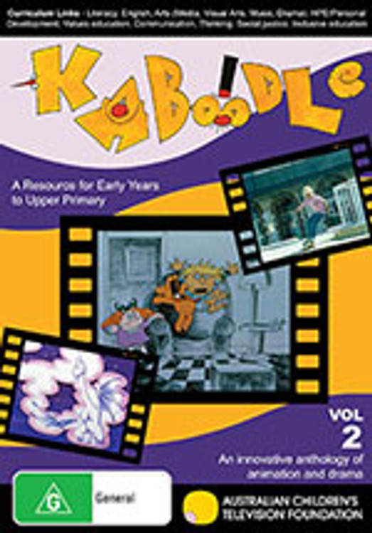 Kaboodle - Volume 2