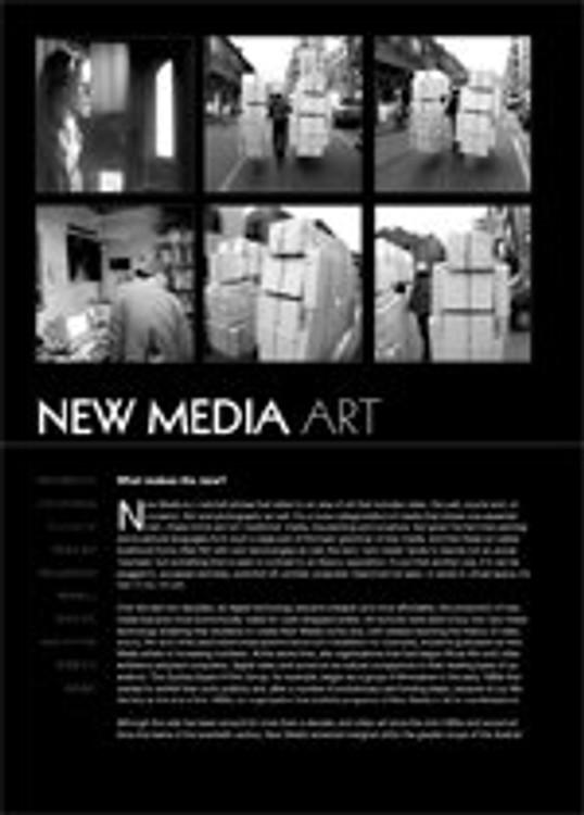 New Media Art