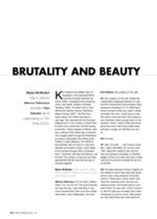 Brutality and Beauty