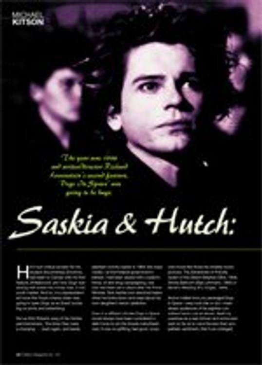 Saskia and Hutch: doggy-style