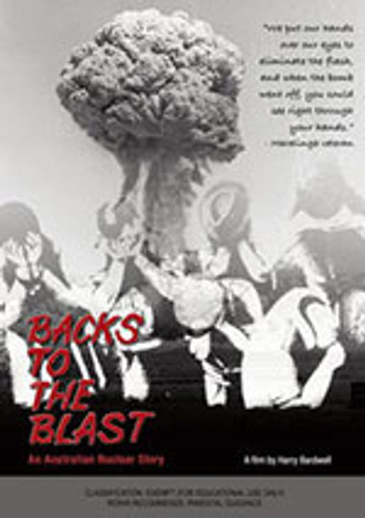Backs to the Blast