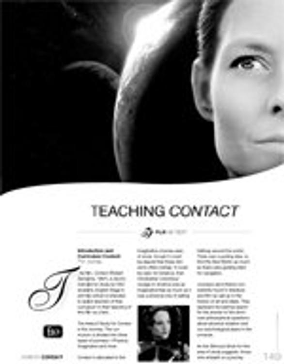 Teaching Contact