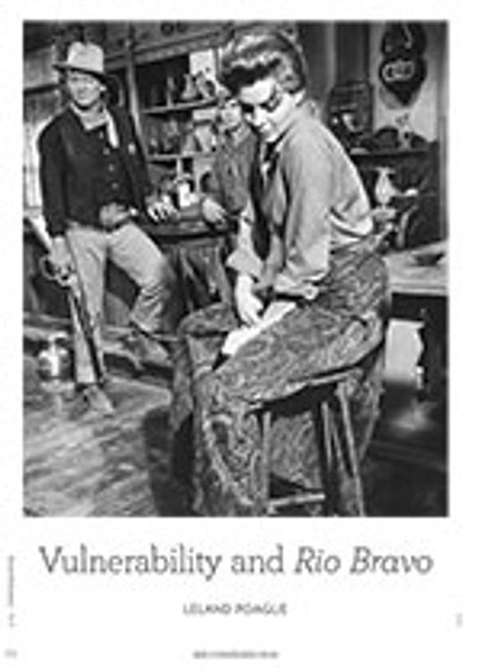 Vulnerability and <em>Rio Bravo</em>