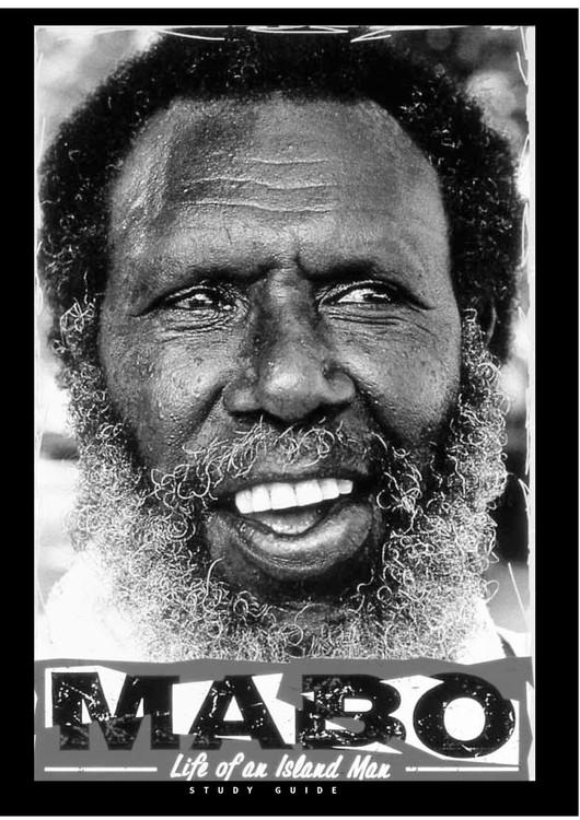 Mabo - Life of an Island Man (ATOM Study Guide)
