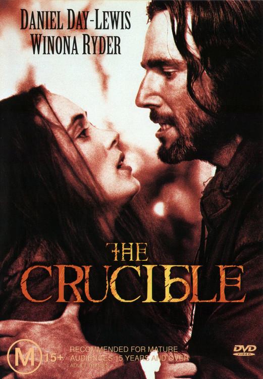 Crucible, The (DVD)