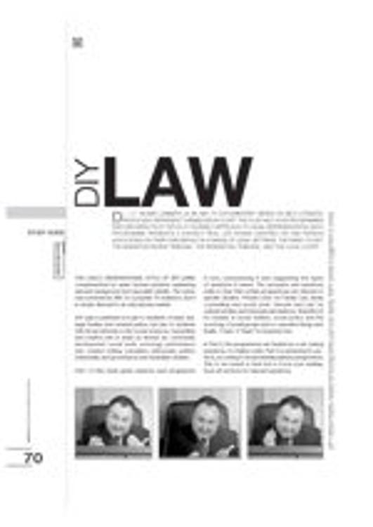 DIY Law