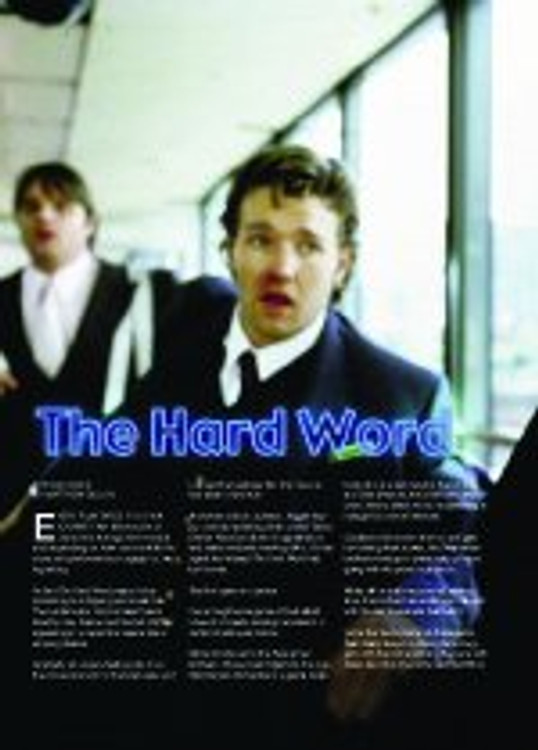 'The Hard Word'