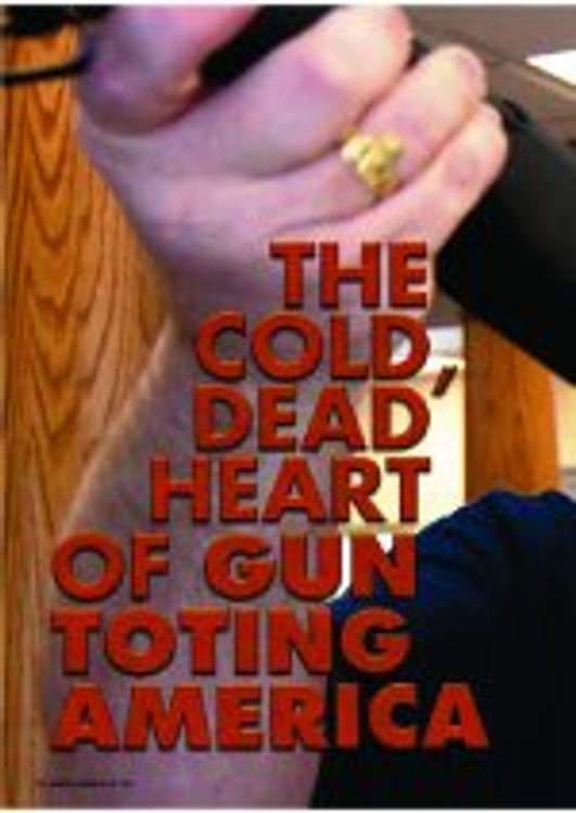 The Cold Dead Heart Of Gun Toting America: Michael Moore