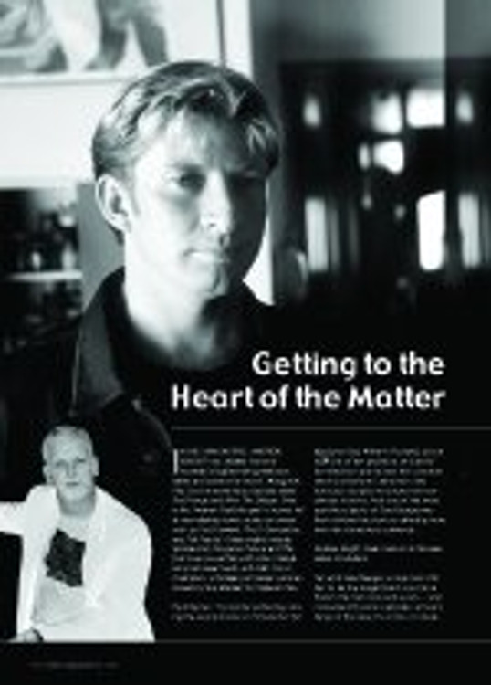 Getting to the Heart of the Matter: An Interview with Andrew Knight