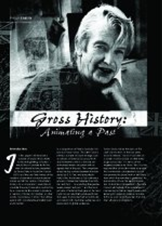 Gross History - Animating a Past
