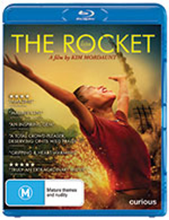 Rocket, The (Blu-ray)