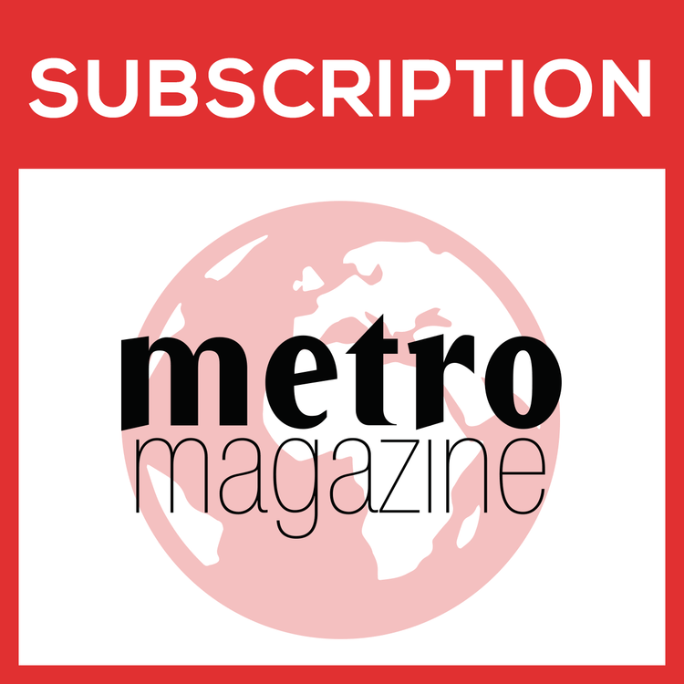 'Metro' Subscription (Subscriber Outside Australia) - School or Corporation