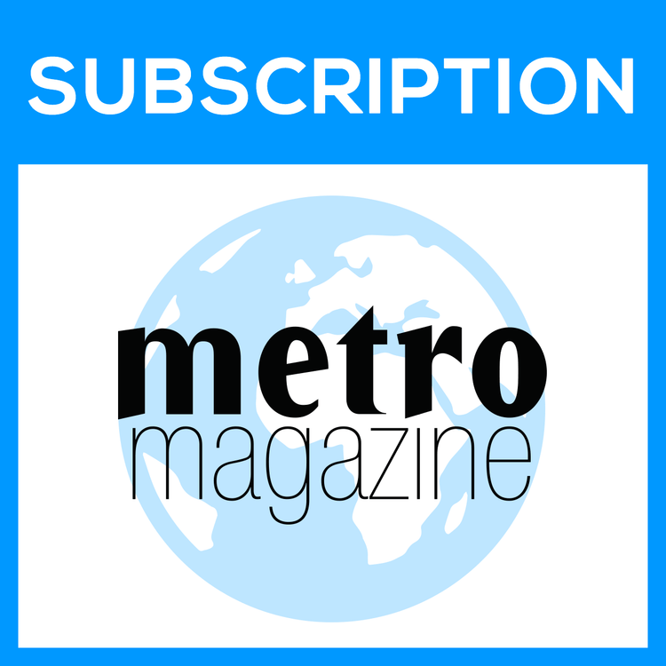 'Metro' Subscription (Subscriber Outside Australia) - Individual