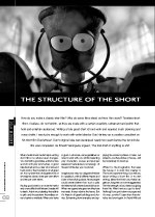 The Structure of the Short