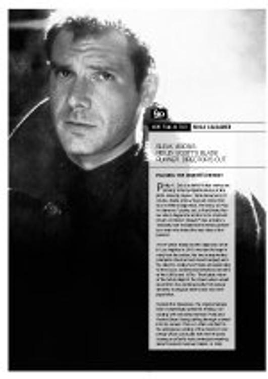 Bleak Visions: Ridley Scott