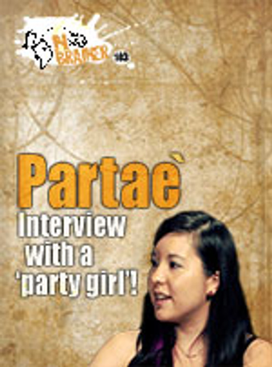 Partae: Interview with a 'Party Girl'