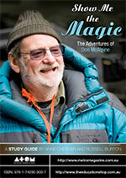Show Me the Magic: The Adventures of Don McAlpine