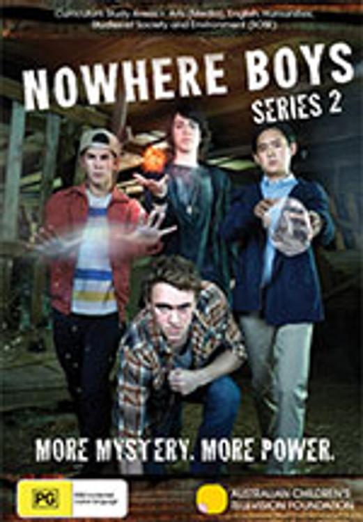 Nowhere Boys - Series 2
