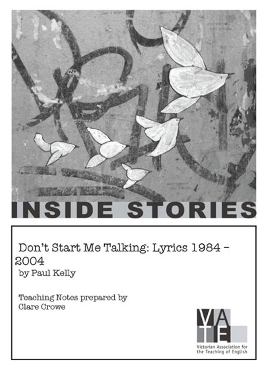 Don't Start Me Talking: Lyrics 1984-2004