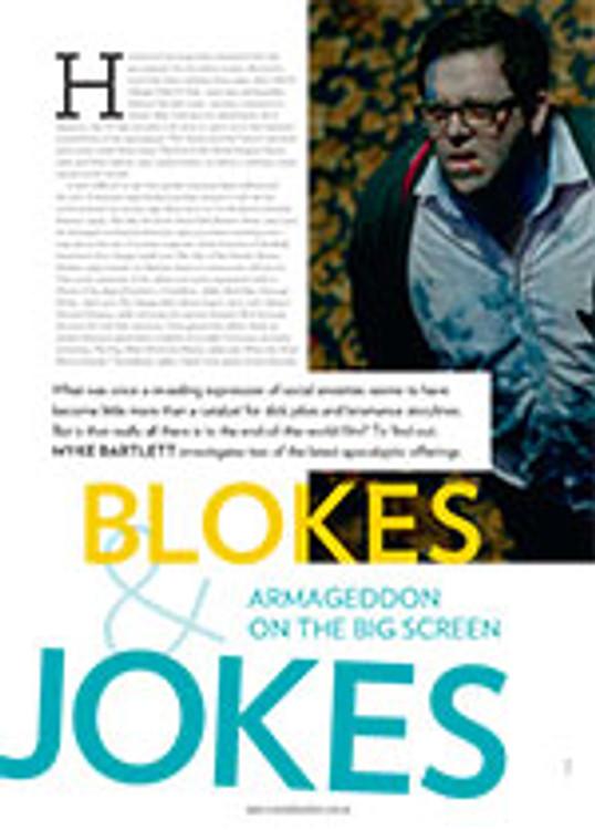 Blokes and Jokes: Armageddon on the Big Screen