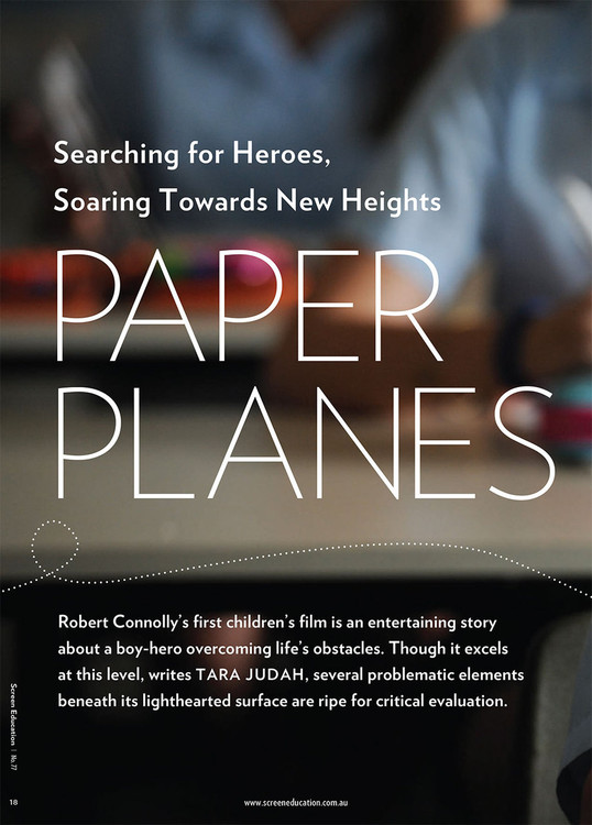 Searching for Heroes, Soaring Towards New Heights: Paper Planes
