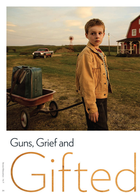 Guns, Grief and Giftedness: Running Away with The Young and Prodigious TS Spivet