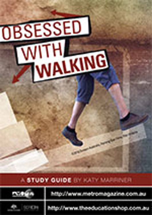 Obsessed with Walking (ATOM Study Guide)