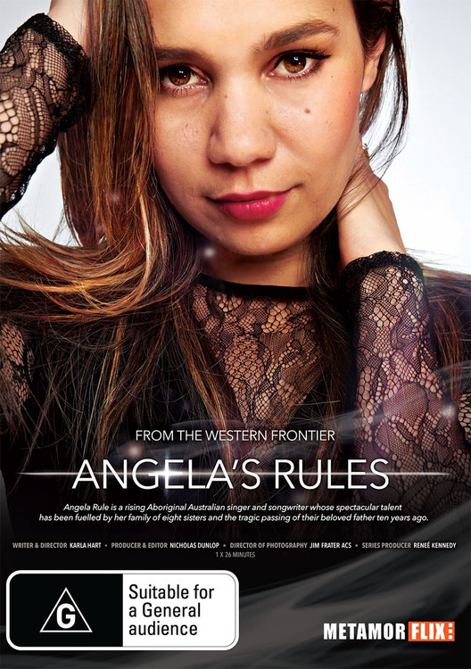 From the Western Frontier: Angela's Rules