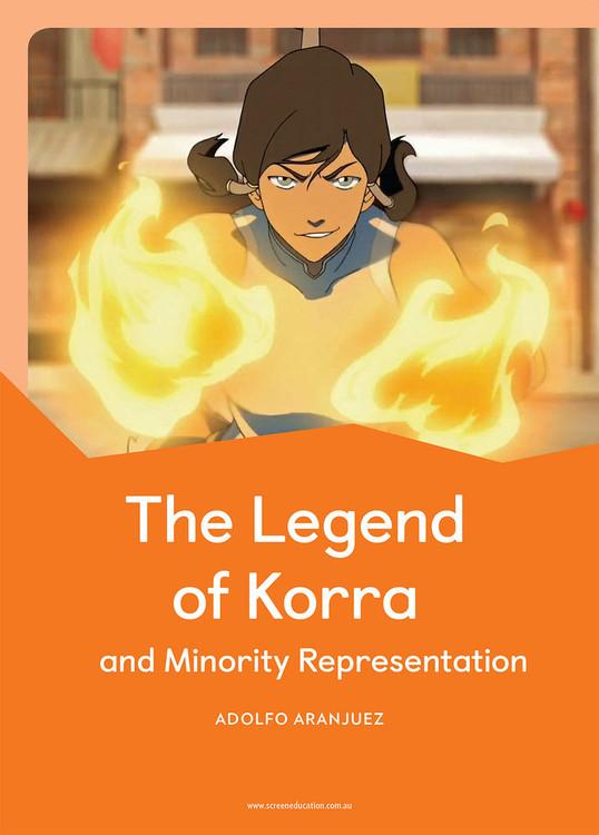 The Legend of Korra and Minority Representation