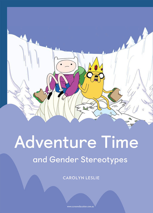 Adventure Time and Gender Stereotypes