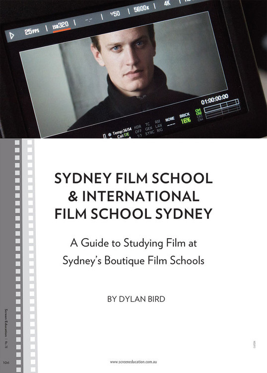 SAE Qantm: A Guide to Studying Film and Digital Media at SAE