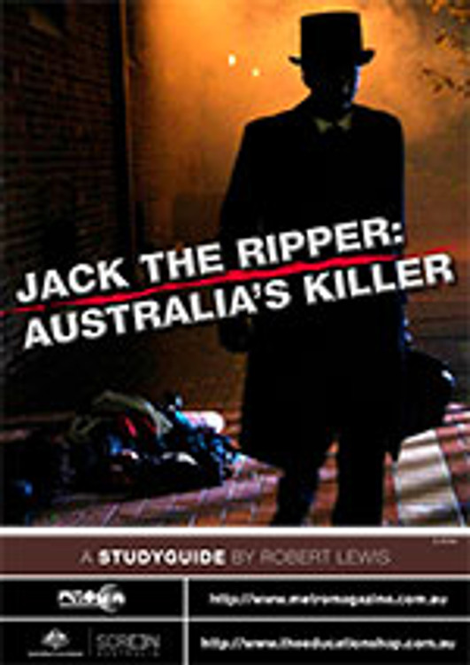 Jack the Ripper: Australia's Killer