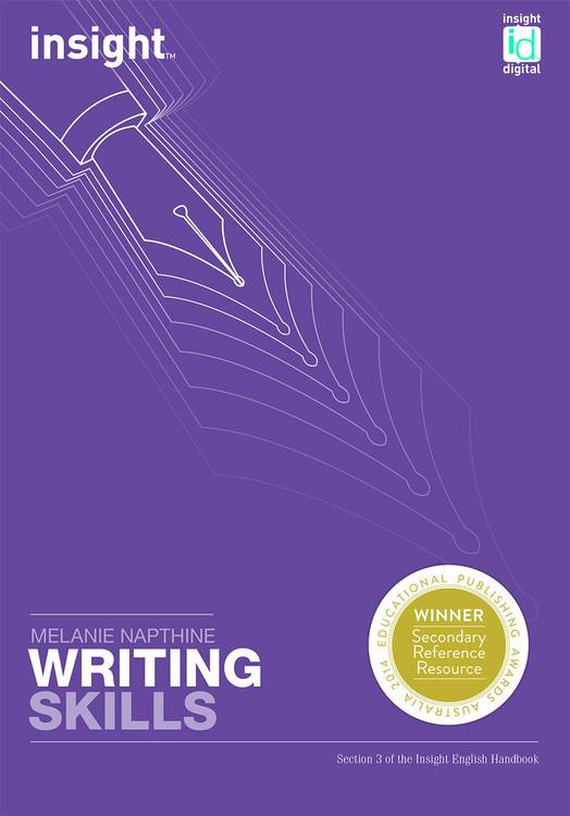 English Handbook Section 3: Writing Skills