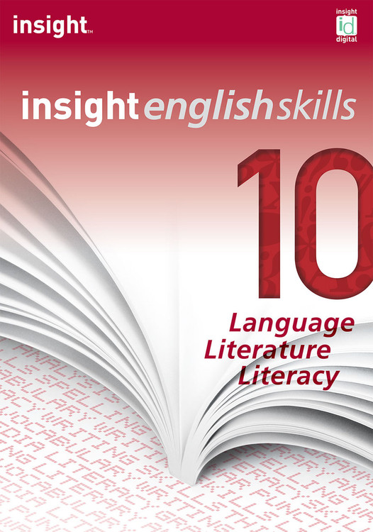 Insight English Skills 10