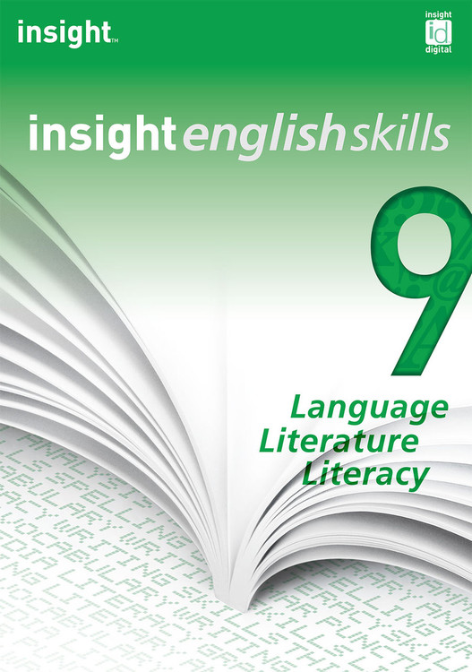 Insight English Skills 9
