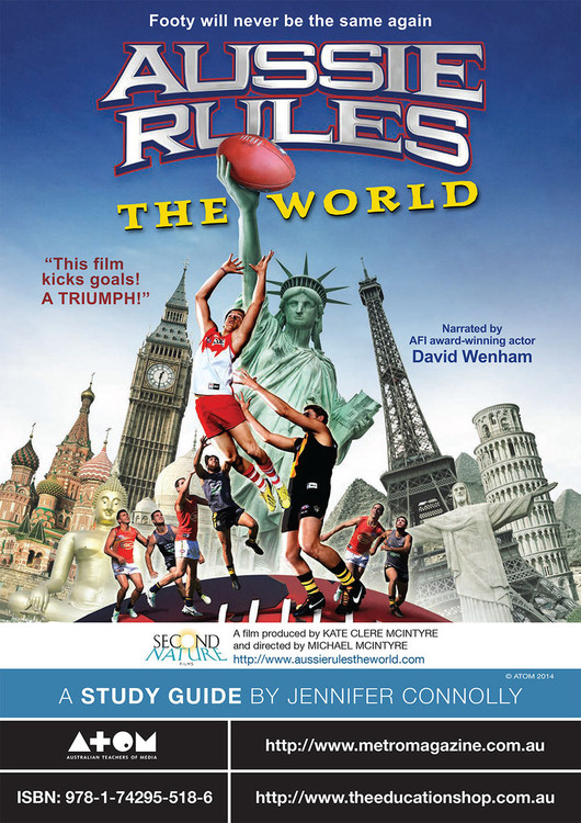 Aussie Rules the World (ATOM study guide)