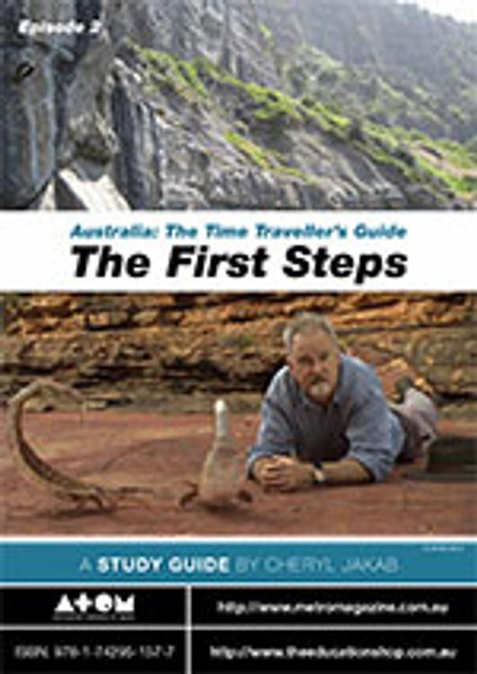 Australia: The Time Traveller's Guide - Episode 2 Worksheets