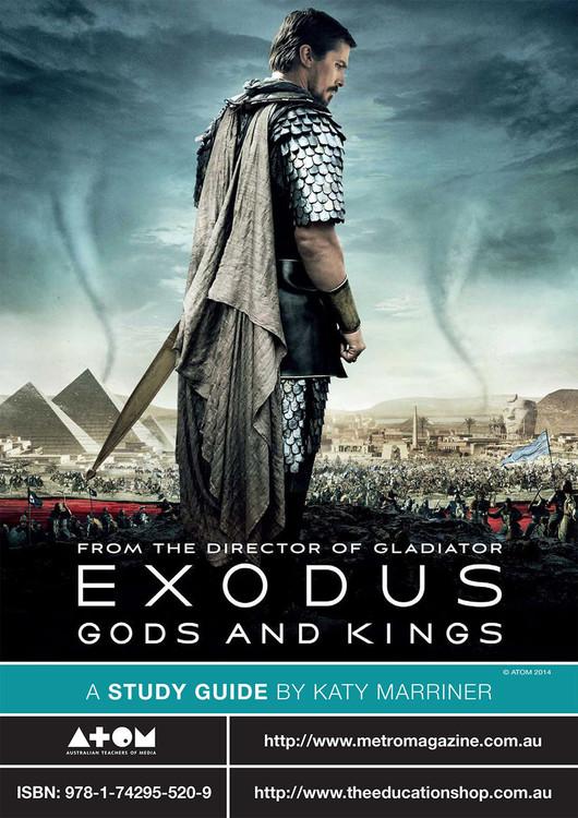 Exodus: Gods and Kings (ATOM Study Guide)
