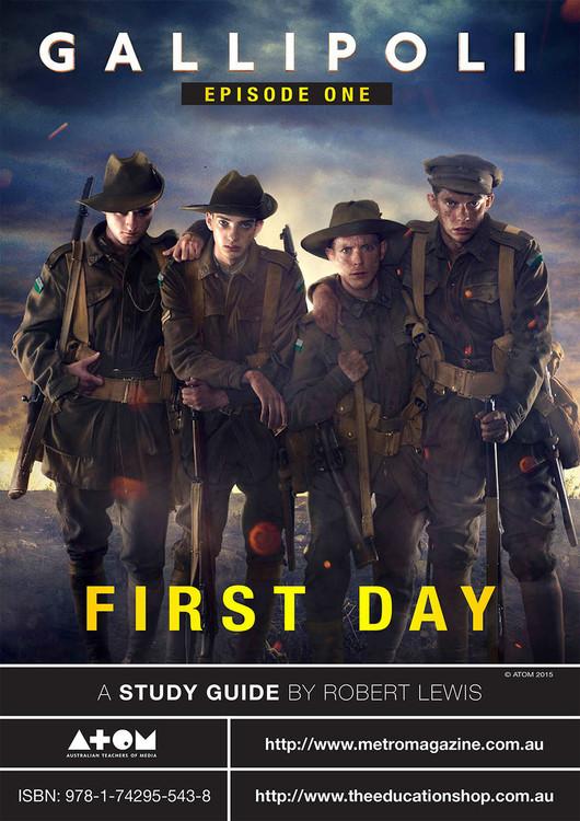 Gallipoli - Episode 1 (ATOM Study Guide)