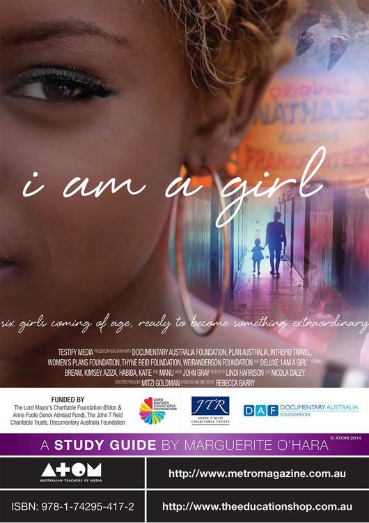 I Am a Girl (ATOM Study Guide)